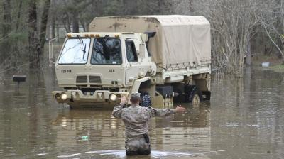 Military responses to climate change
