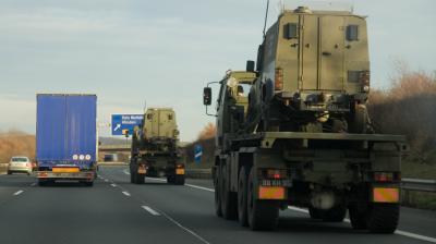 Podcast: Het belang van militaire mobiliteit in Europa