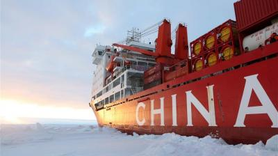 China's Arctic strategy in Iceland and Greenland