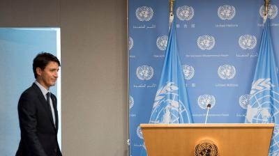 Le chant du cygne pour le Canada à l'ONU