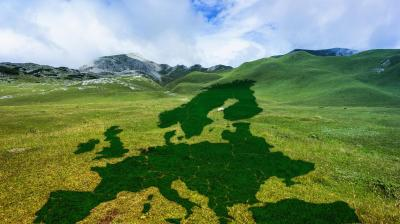 The European Commission on the brink of a green recovery