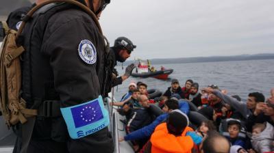 Diagnosing enforcement of EU border control