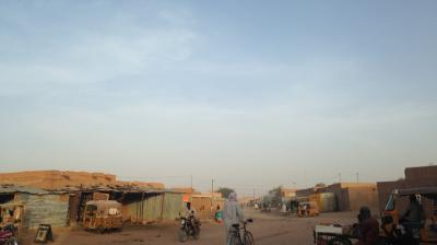 Economic & governance effects of migration policies in Agadez