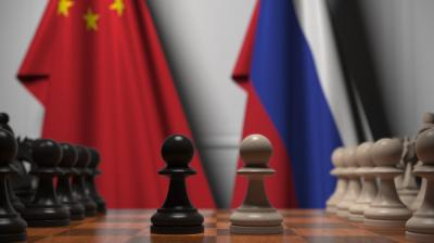 Sino-Russian relations in Central Asia
