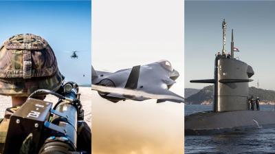 Hoe moet de Nederlandse defensie er in de toekomstuitzien?