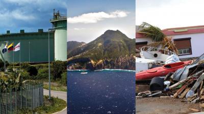 Geïntegreerde risicoanalyse: Caribisch Nederland