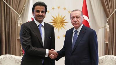 Turkey's love-in with Qatar: a marriage of convenience