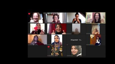 Training of Trainers on Mediation for Libyan Women