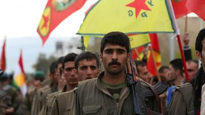 The YPG/PYD during the Syrian conflict