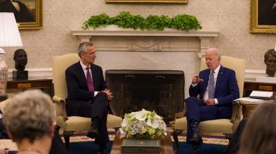 Structurele problemen binnen NAVO blijven ook onder Biden bestaan