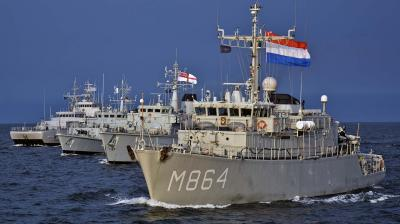 The Netherlands and the EU turn to the Indo-Pacific