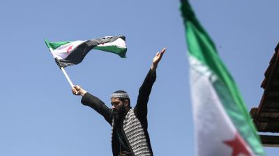 Fruitless cherry picking? EU support for the Syrian opposition