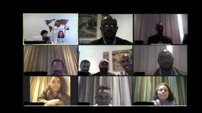 Training on Curriculum Design for Ethiopian officials