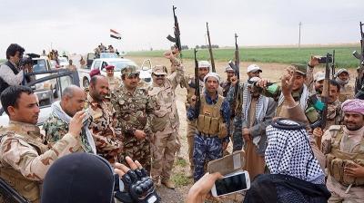 Qassem Musleh and Iraq's popular mobilization forces