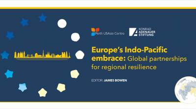 Europe's Indo-Pacific embrace