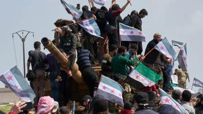 Turkey's interventions in its near abroad: The case of Idlib